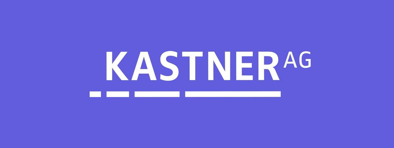 Ein Bild zeigt das Logo der KLastner AG gestaltet von Identity Lab.