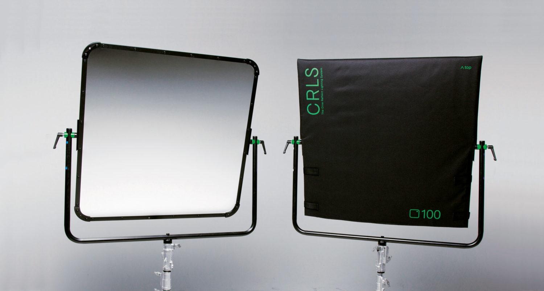 Eine Bild zeigt die Produkte des Untnehmens The Lightbride. Strategie Identity Lab.